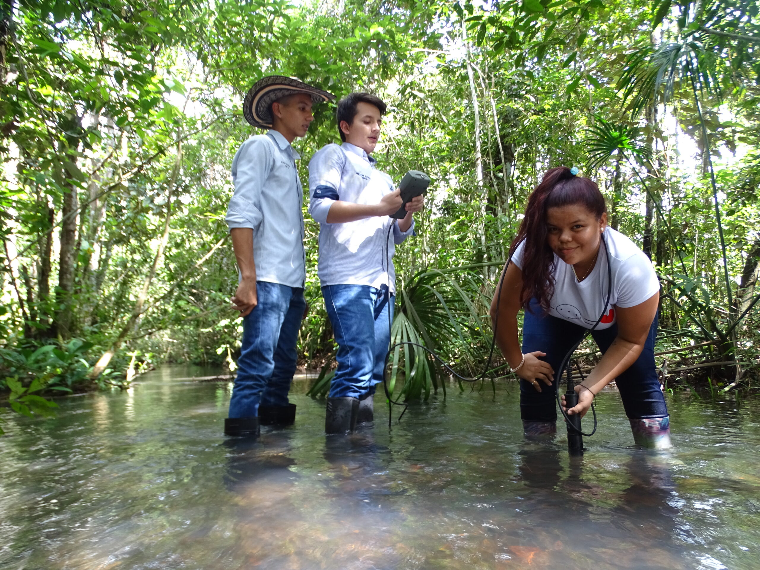 Six-year project transforms Colombia mining