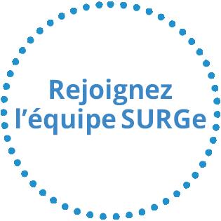 Rejoignez l'équipe SURGe